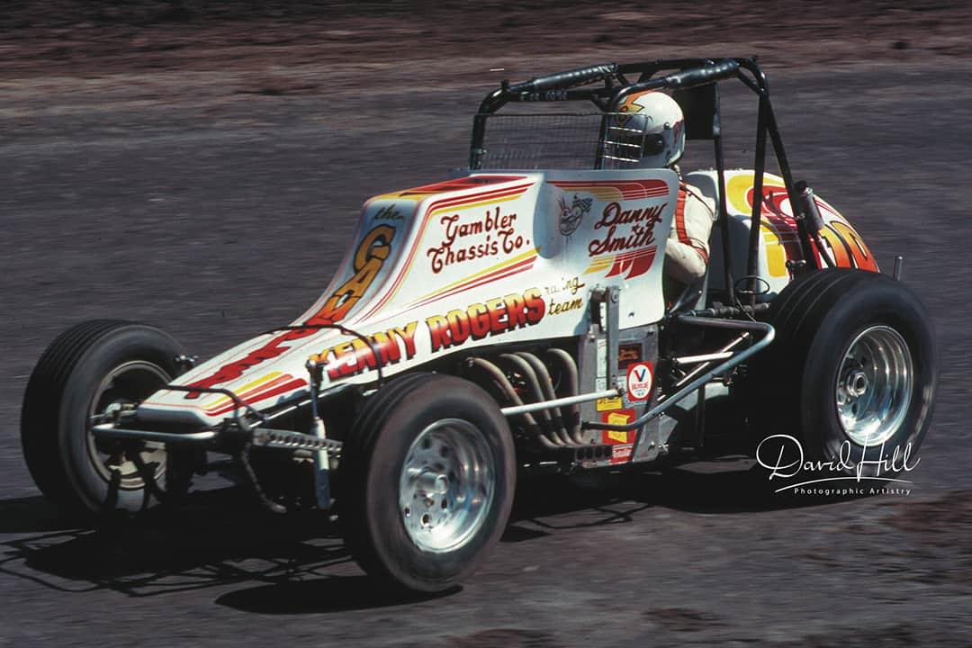 Danny Smith 1980