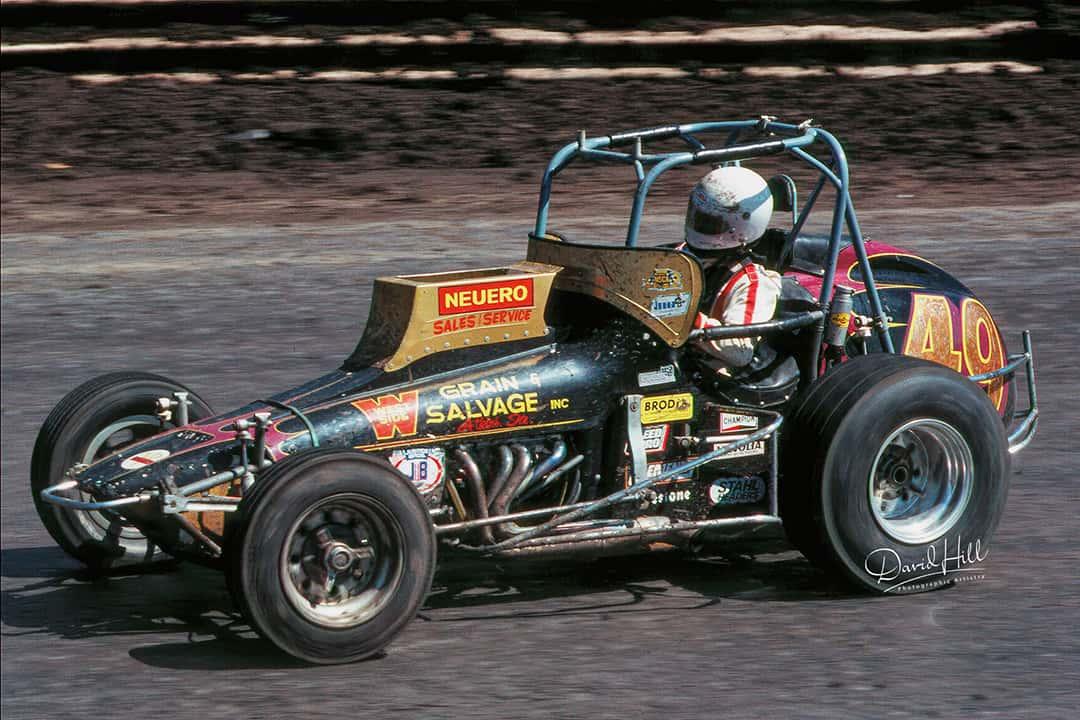 Eddie Leavitt 1980